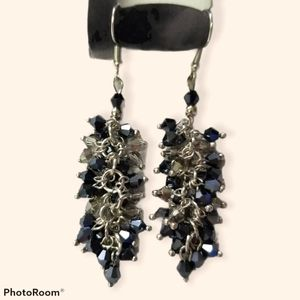 🔥2/$30🔥NWOT Celestial Chandeliers Blue Earring